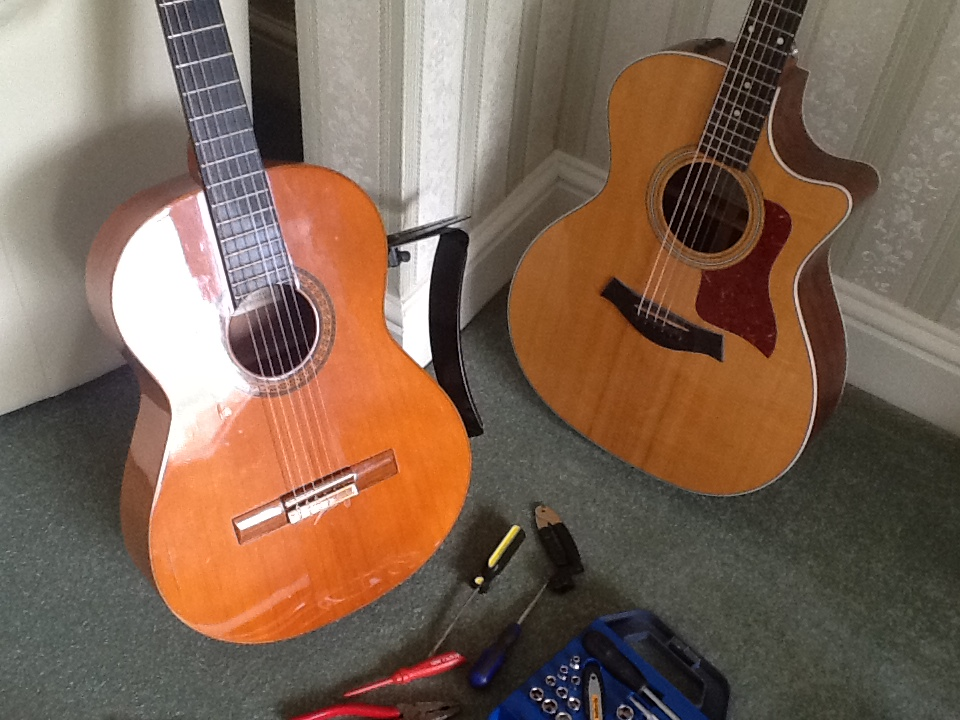 Watford Guitar Repairs, Boxmoor, Hemel Hempstead, Hertfordshire